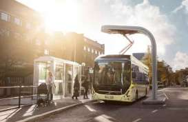 Volvo Dapatkan Pesanan Bus Listrik untuk Belanda
