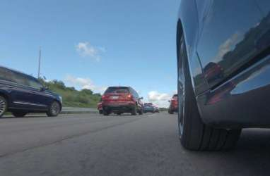 Ford & Vanderbilt: Tak Harus Mobil Otonom, Cruise Control Adaptif Mampu Mitigasi Hantu Kemacetan