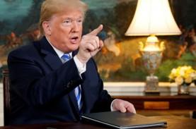 Trump: AS Tak Ada Rencana Keluar dari WTO