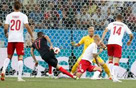 Hasil Kroasia Vs Denmark: Menang Adu Penalti, Kroasia ke Perempat Final