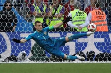 Kalahkan Spanyol Lewat Adu Penalti, Kiper Rusia Ternyata Sudah Persiapan Selama Dua Tahun