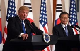 Ekspor Korea Selatan Berkontraksi di Tengah Perselisihan Dagang AS-China