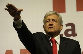 Petahana Tumbang di Meksiko, Obrador Jadi Presiden