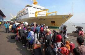 Penumpang Kapal Laut Naik 4,58% Selama Musim Lebaran 2018