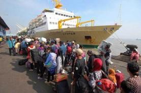 Penumpang Kapal Laut Naik 4,58% Selama Musim Lebaran…