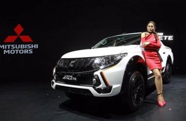 Penjualan Kabin Ganda Mitsubishi Tumbuh 42%
