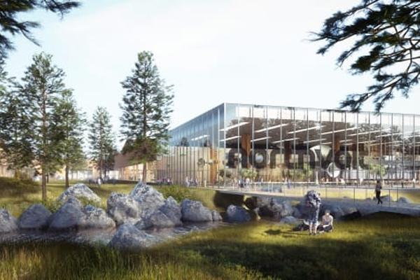 Pabrik Northvolt akan dibangun di kotamadya Skelleftea di utara Swedia.  - Nortvolt