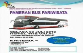Pameran Kemewahan Bus Wisata Digelar Hari Ini di The Wujil Hotel