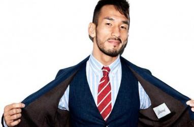 """Sepakan Bisnis Hidetoshi Nakata, """"David Beckham-nya Jepang"""" Setelah Gantung Sepatu"""