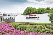 Sundiro Honda Selesaikan Pabrik Baru di Taicang
