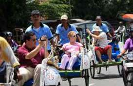 Selama Ramadan Kunjungan Wisman ke Jateng Turun 32,91%