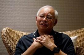 Skandal 1MDB, Mantan PM Malaysia Najib Razak Ditangkap