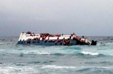 KECELAKAAN KAPAL FERI : Drama Mencekam di Perairan Selayar