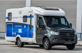 eDrive@VANs: Mercedes-Benz Sajikan Sprinter Hibrida Listrik dan Hidrogen