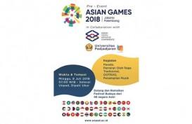Sambut Asian Games 2018, Unpad Selenggarakan Parade Olahraga Tradisional Asia