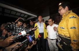 Ditemui Airlangga Hartarto, Cak Imin Tanya Kabar Jokowi