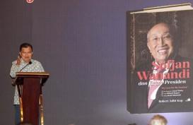 Langkah Politik Jusuf Kalla, Sofjan Wanandi: Tak Mungkin Berseberangan dengan Jokowi