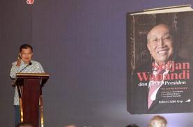 Langkah Politik Jusuf Kalla, Sofjan Wanandi: Tak Mungkin…