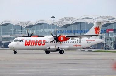 Wings Air Buka Dua Rute di Sulawesi