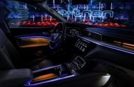 "Prototipe Audi e-Tron Menawarkan Senyap di ""Panggung Besar"""