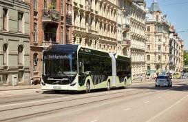 Volvo Terima Pesanan Bus Listrik Terbanyak di Swedia
