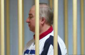 Dua Warga Inggris Kembali Jadi Korban Racun Saraf Novichok