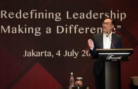 Airlangga Hartarto Bertemu Anwar Ibrahim. Ini yang Dibahas