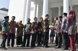 Temui Jokowi, Para Bupati Bahas DAK untuk Sarana Prasarana