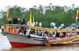 6 Negara Ramaikan Festivasl Adat Erau di Kutai Kartanegara