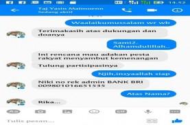 Awas, Akun Facebook Gus Yasin Palsu Minta Sumbangan