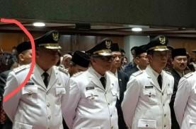 Hiii... Ada Foto Penampakan Saat Anies Lantik Pejabat…