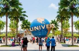 Sambut Halloween, Universal Studio Singapura Siapkan Wahana Baru