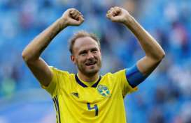 Prediksi Inggris Vs Swedia: Granqvist Siap Bikin Inggris Terkejut