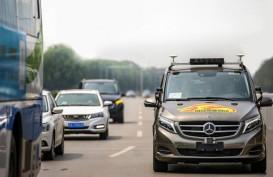 Daimler Jadi Pabrikan Global Pertama Uji Jalan Mobil Otonom di China