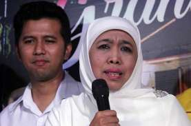 KPU Nyatakan Khofifah-Emil Menang Pilkada Jatim