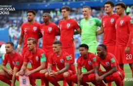 Hasil Inggris Vs Swedia: Inggris ke Semifinal Usai Kalahkan Swedia