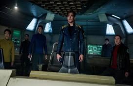 Bintang Star Trek Chris Pine Kencan Dengan Aktris Annabelle Wallis