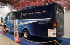 DAMRI Trayek Bandara Soekarno Hatta Hadir di Grand Taruma Karawang