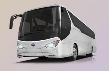 INDUSTRI KENDARAAN : Grup Bakrie Mulai Garap Bus Listrik