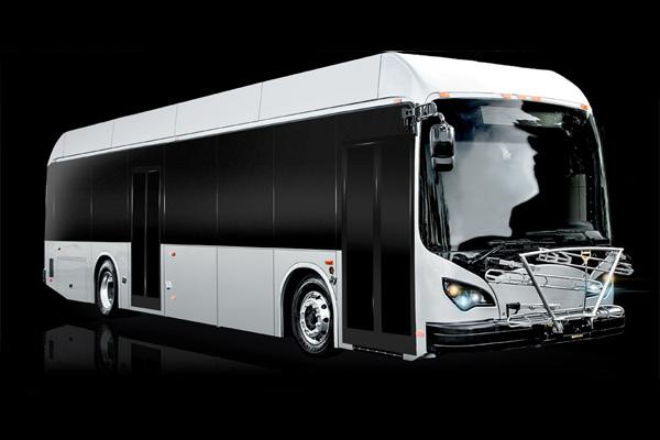 Bus BYD C9 Electric Motor Coach.  - BYD
