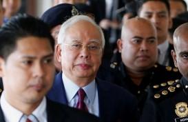 Pendukung Najib Galang Dana untuk Jaminan Pengadilan