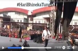 Fact or Fake: Jokowi Main Gitar Bareng Boomerang di Acara Rembuk Nasional Aktivis 98