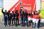 Sapuangin XI EVO Juara Balap di Shell Eco-Marathon 2018