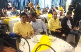 Golkar Ngotot Ajukan Airlangga untuk Cawapres Jokowi