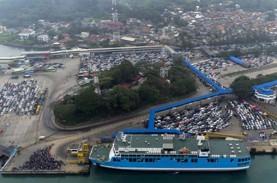 Akses Tol ke Pelabuhan Merak Diperkirakan Butuh Rp1,80…