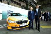 Percepat Mobilitas Otonom, BMW Dukung Inisiatif Apollo Baidu