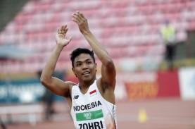Zohri Tembus Jajaran Sprinter Elite Dunia. Ini Peringkat…