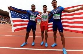 Lalu Muhammad Zohri Juara Dunia Lari 100 Meter. Pejabat dan Elite Indonesia Ucapkan Selamat