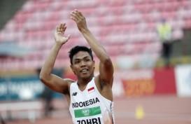 KEJUARAAN DUNIA ATLETIK JUNIOR: Pelari Indonesia Zohri Juara Dunia 100 Meter, Ini Klasemen Medali Indonesia