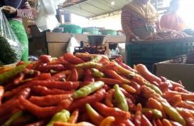 Harga Cabai di Pasar Semarang Sempat Naik Rp2.000 per Hari